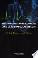 Secondhand Smoke Exposure and Cardiovascular Effects