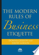 Modern Rules of Business Etiquette