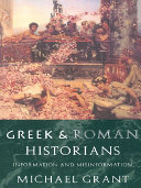 Greek and Roman Historians