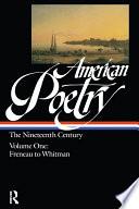 American Poetry 19th Century 2