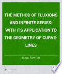 The Method of Fluxions and Infinite Series;