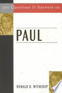 101 Questions And Answers On Paul book