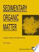 Sedimentary Organic Matter