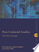 Post Colonial Studies  The Key Concepts