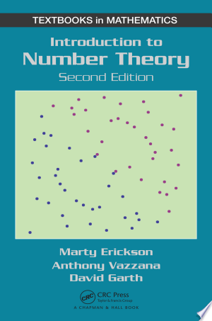 Introduction to Number Theory, 2nd Edition - ISBN:9781498717502