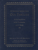Strengthening Our Families