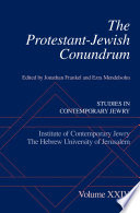 Reviews The Protestant-Jewish Conundrum