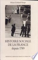 Histoire Sociale [Pdf/ePub] eBook