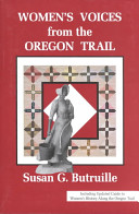 Women s Voices from the Oregon Trail