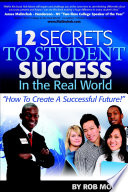 12 Secrets To Student Success In The Real World