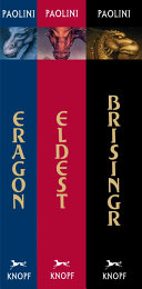 Inheritance Cycle Omnibus  Eragon  Eldest  and Brisingr