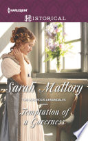 Temptation Of A Governess : earl of davenport, is used to getting what...