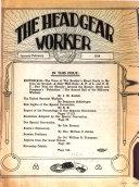 The Headgear Worker