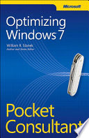 Optimizing Windows 7 Pocket Consultant