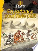 illustration du livre Rat's T1 : En partance pour nulle part