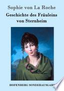 Geschichte des Fr  uleins von Sternheim