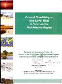 Coastal Sensitivity to Sea Level Rise