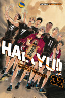 Haikyu!!, Vol. 32 : a groove! but right when the miya twins...
