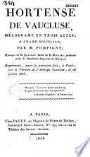 Hortense de Vaucluse