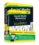 Social Media Marketing All In One For Dummies  Book   DVD Bundle : you need a guide through the social...
