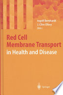 illustration Red Cell Membrane Transport in Health and Disease