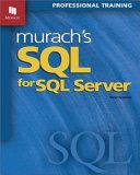 Murach s SQL for SQL Server