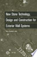 New Stone Technology  Design  and Construction for Exterior Wall Systems