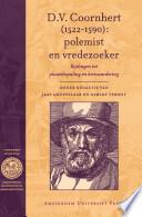 D V Coornhert 1522 1590