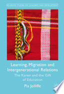 Learning Migration And Intergenerational Relations