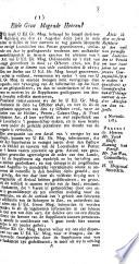 Advis En Dien Conform Resolutie Om Voor Twee Jaren Tot Een Preuve Compagnieschappen Te Maken En Qualificatie Op Commissarissen Van De Pilotage 4 Novemb 1785