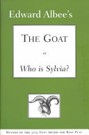 The Goat  Or  Who is Sylvia