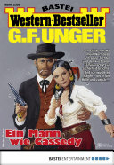 G. F. Unger Western-Bestseller 2358 - Western