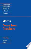 Morris  News from Nowhere