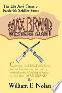 Max Brand  Western Giant
