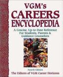 VGM's Careers Encyclopedia
