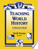 Teaching World History  A Resource Book
