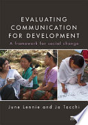 Evaluating Communication for Development