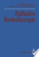 Palliative Krebstherapie