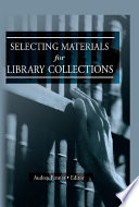 Selecting Materials for Library Collections