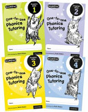 Read Write Inc   Phonics One to One Phonics Tutoring Progress Book Mixed Pack of 4