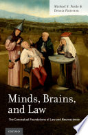 Minds  Brains  and Law