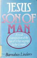 Jesus, Son of Man