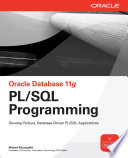 Oracle Database 11g PL SQL Programming