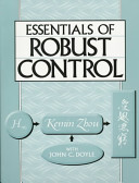Essentials of Robust Control
