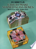 Easy-to-make Stained Glass Boxes
