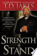 Ebook Strength to Stand Epub T. D. Jakes Apps Read Mobile