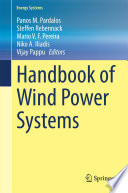 Handbook of Wind Power Systems