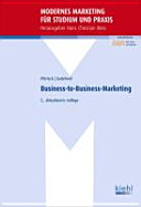 Business-to-Business-Marketing