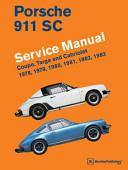 Porsche 911 SC Service Manual 1978  1979  1980  1981  1982  1983