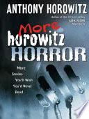 More Horowitz Horror book